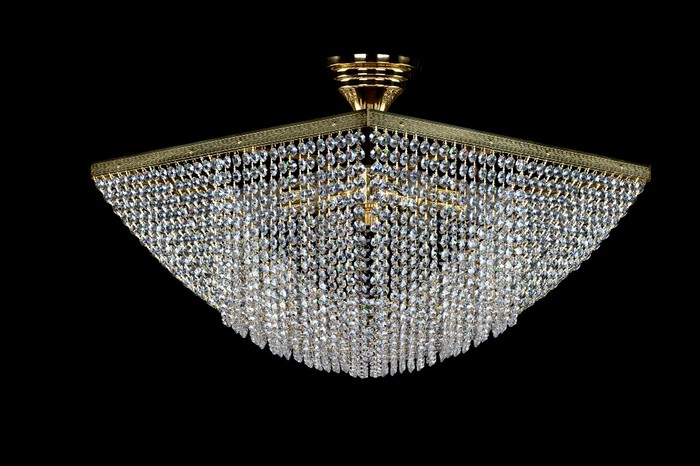 Kristallen Plafonniere : Plafonniere boheems kristallen kroonluchters moderne verlichting
